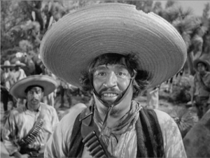 Bandit from 'The Treasure of the Sierra Madre'