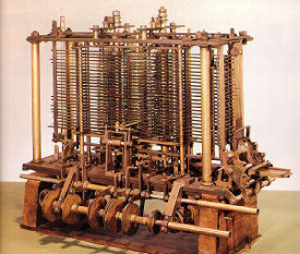 Babbage Analytical Engine
